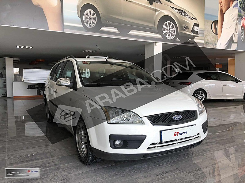 ERMOTOR  2006 FORD FOCUS TREND Ford Focus 1.6 Trend