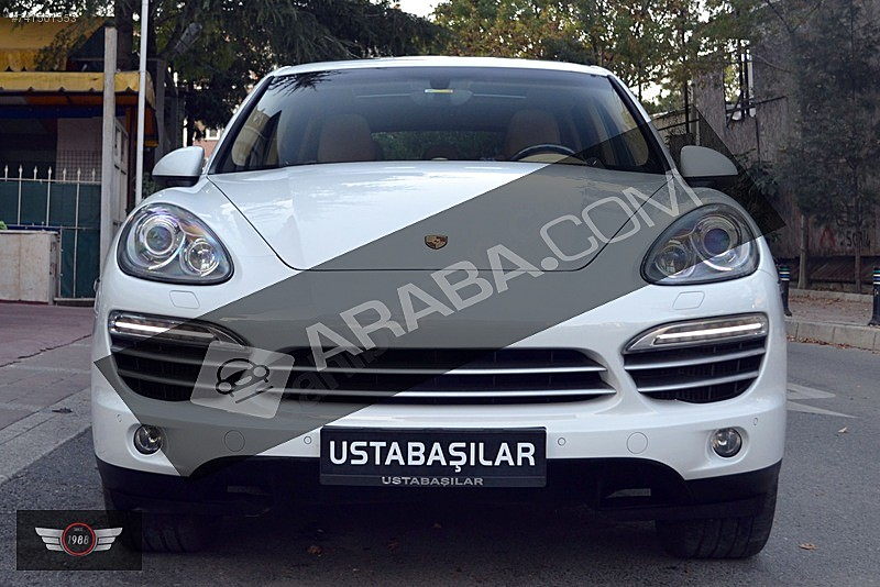 2014 PORSCHE CAYENNE 3.0 DİESEL ISITMA CAM TAVAN NAVİ BAYİİ Porsche Cayenne 3.0 Diesel