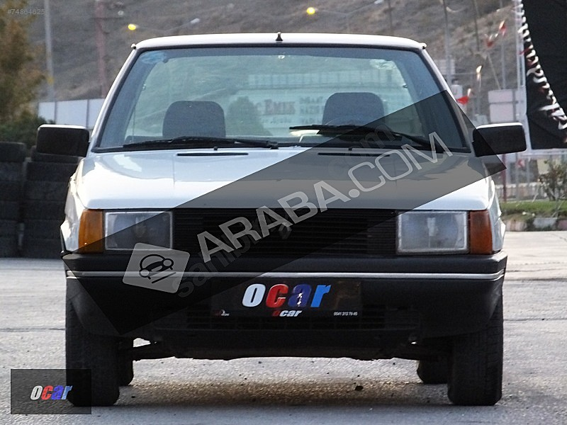 ocar yozgat 1996 HATASIZ YENİ MUAYENELİ BAKIMLI SPRİNG Renault R 9 1.4 Spring