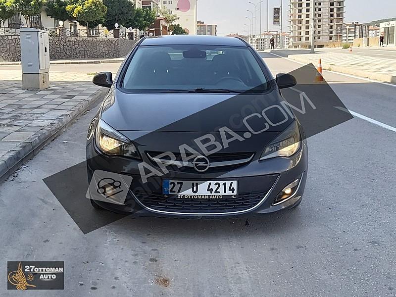 DÜŞÜK KM ASTRA Opel Astra 1.3 CDTI Sport