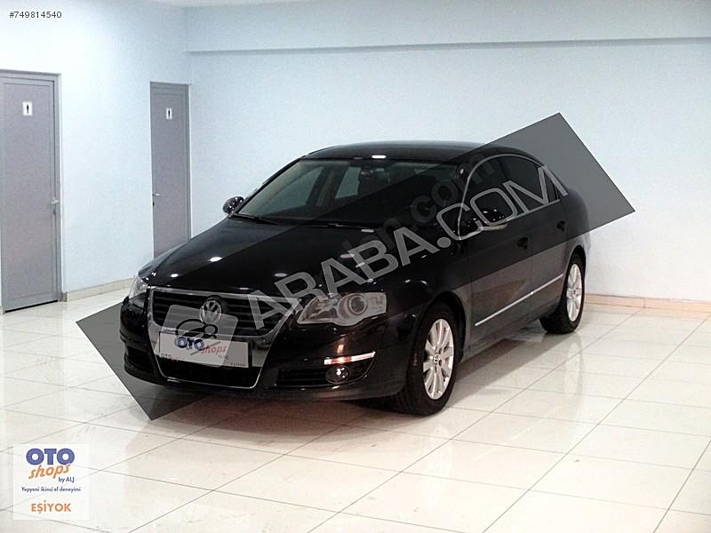 -EŞİYOK-PENDİK 2011 Passat BMT Comfortline  1.10 ORAN 60AY   Volkswagen Passat 1.6 TDi BlueMotion Comfortline