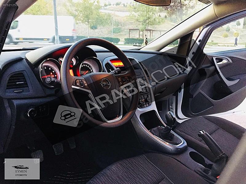 EYMEN OTOMOTİVden OPEL ASTRA EDİTİON HATASIZ Opel Astra 1.6 Edition