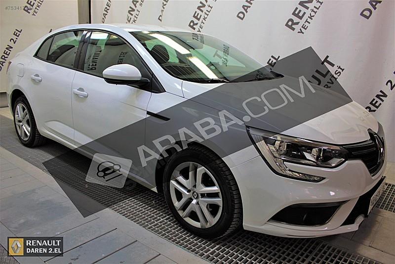 İZMİTTE HAYIRLI OLSUN KAPORA ALINDI Renault Megane 1.5 dCi Joy