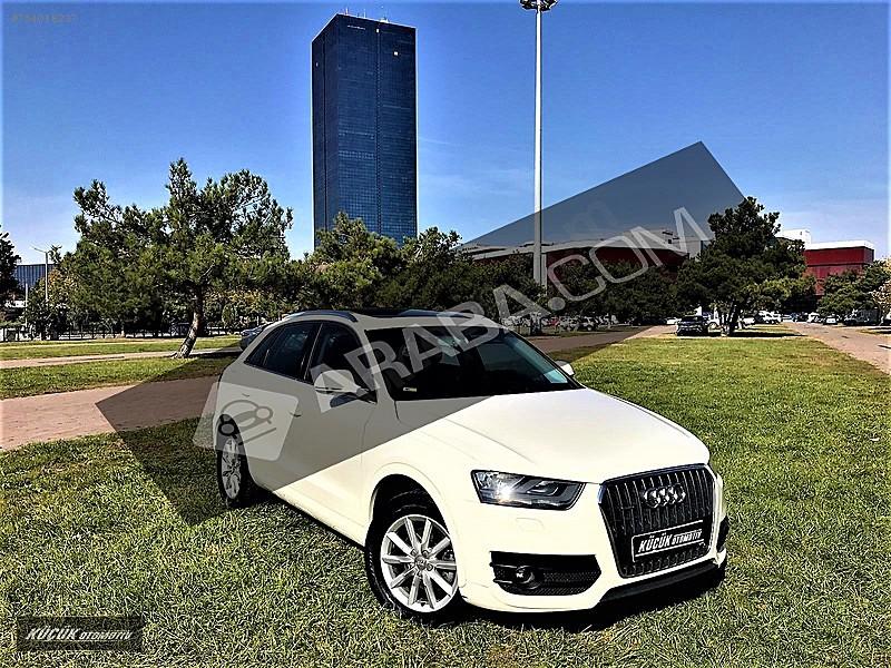 KÜÇÜK OTOMOTİV DEN 2012 MODEL AUDİ Q3 2.0 TDI QUATTRO S-TRONİC Audi Q3 2.0 TDI