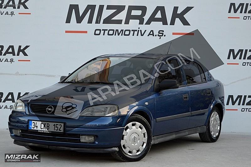 17.950TL PEŞİNAT-24 AY KREDİ- HATASIZ 2005 ASTRA HB 1.6 CLASSIC- Opel Astra 1.6 Comfort