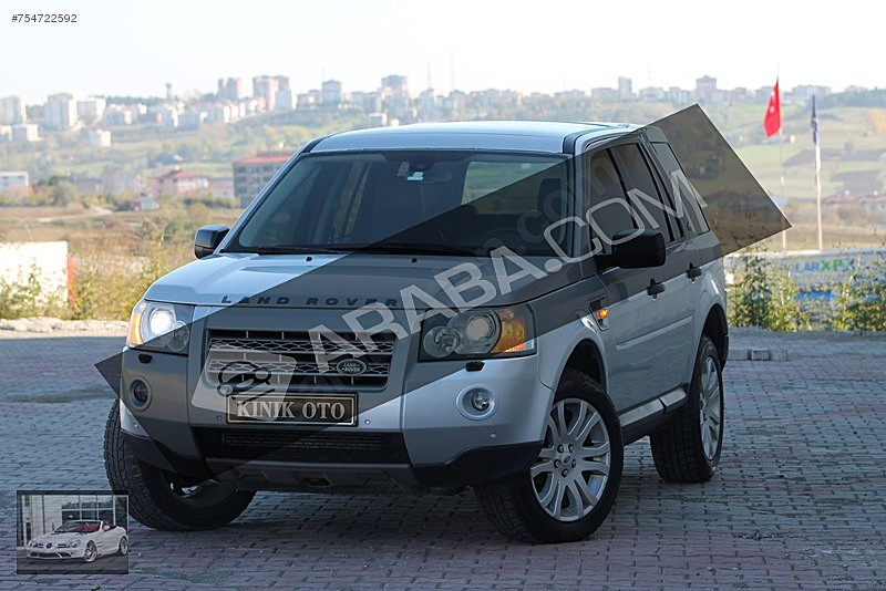 2008 MODEL LAND ROVER FREELANDER II 2.2 TD4 HSE Land Rover Freelander II 2.2 TD4 HSE