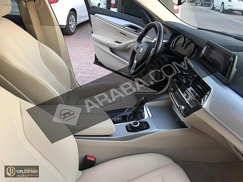 VELİ DEMİRDEN 2018 75000 KM 520İ COMFORT   18 KDV BMW 5 Serisi 520i Comfort