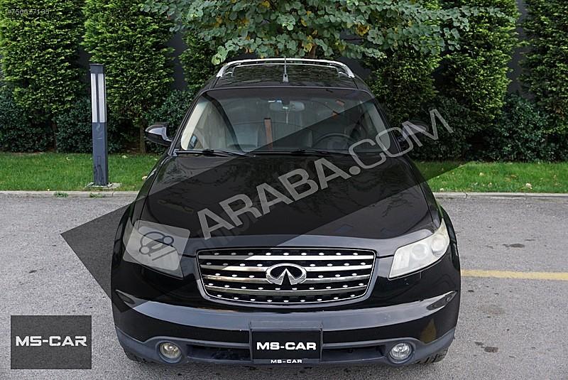 MS CAR DAN 2005 İNFİNİTİ FX35 SERVİS BAKIMLI -TAKAS OLUR- Infiniti FX FX35