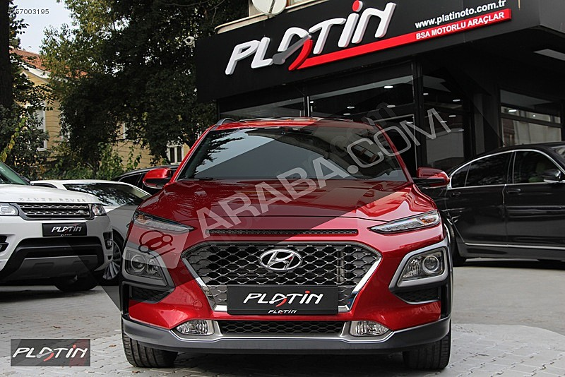 2019 model 5.950 km de kırmızı hyundai diğer araba.com da satışta istanbul araba.com