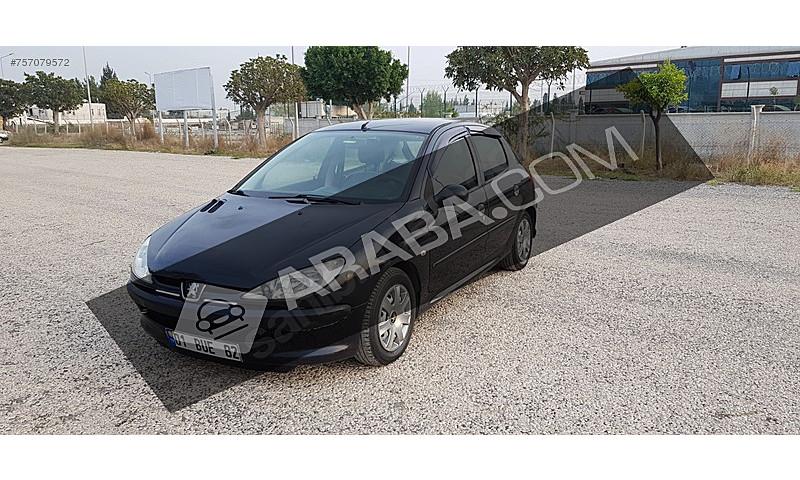 2006 MODEL PEUGEOT 206 1.4 BENZİN LPG Peugeot 206 1.4 X-Design