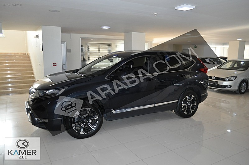 KAMER DEN 2018 HONDA CR-V 1.5VTEC EXECUTİVE 4X4 OTOMATİK Honda CR-V 1.5 VTEC Executive