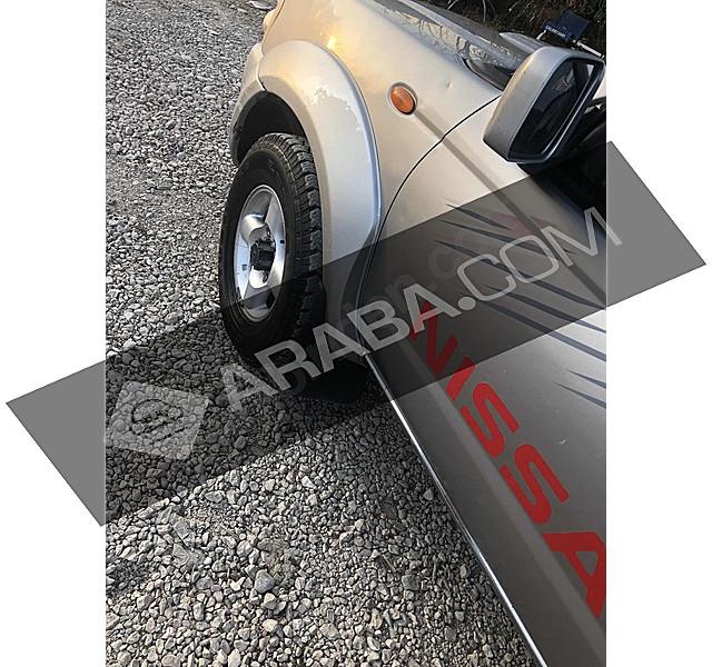 çok acil fiyat düştü yetişen alır Nissan Rally Raid Rally Raid 4x4