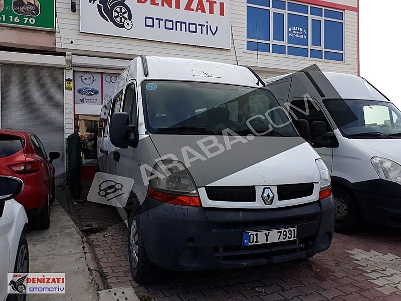 DENİZATI OTOMOTİVDEN SATILMIŞTIR Renault Master 14 1