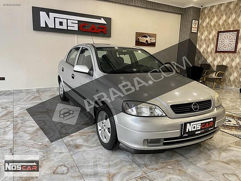 NOSCAR DAN EMSALSİZZ 30.000KM 2008 OPEL ASTRA 1.6 Opel Astra 1.6 Comfort