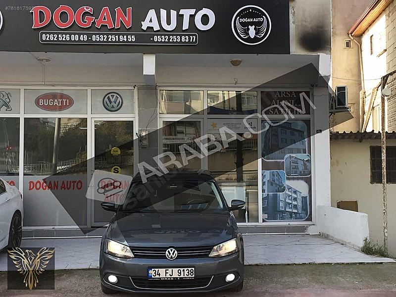 DOĞAN AUTO DAN 2014 VW JETTA 1.6 TDİ COMFORTLİNE DSG Volkswagen Jetta 1.6 TDi Comfortline