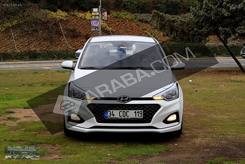 2019 model 10.000 km de beyaz hyundai diğer araba.com da satışta istanbul araba.com