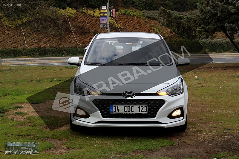 2019 model 6.000 km de beyaz hyundai diğer araba.com da satışta istanbul araba.com