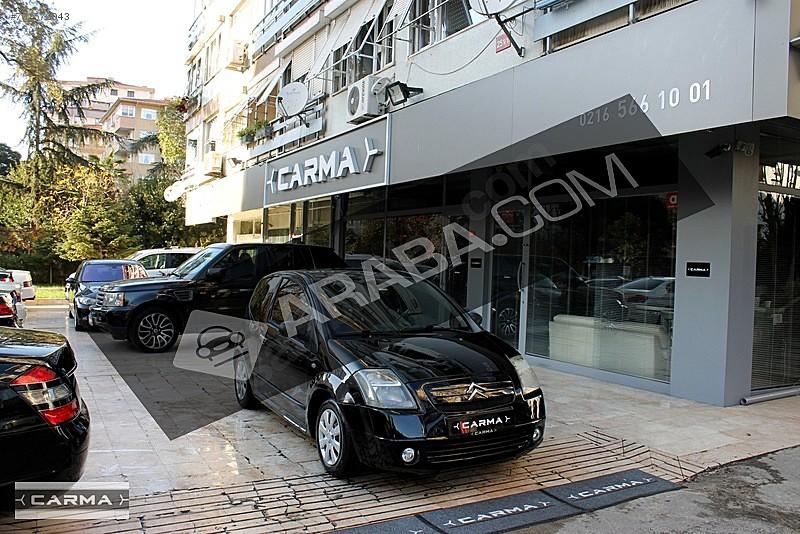 2.el citroen c2 istanbul - 2760284 araba.com