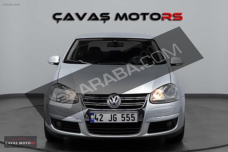 CAVAS MOTORS VOLKSWAGEN JETTA 1.6 TDI OTOMATİK KAZASIZ BAKIMLI Volkswagen Jetta 1.6 TDi Comfortline