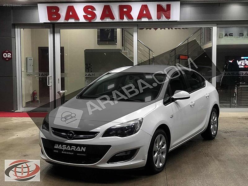 BAŞARAN DAN HATASIZ 2013 OPEL ASTRA OTOMATİK SEDAN 10 NUMARA Opel Astra 1.6 Edition