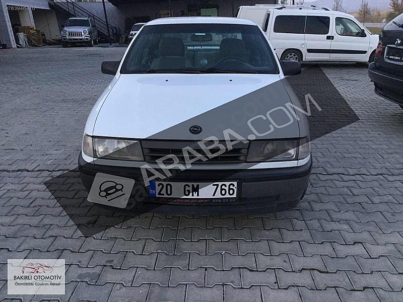BAKIRLI OTOMOTİV OTOMOTİK OPEL Klimalı Opel Vectra 2.0 GL