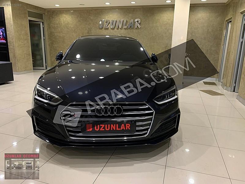 2018 AUDİ A5 SLİNE SPORT PRESTİGE DELUXE MATRİX LED  Audi A5 A5 Sportback 1.4 TFSI Sport
