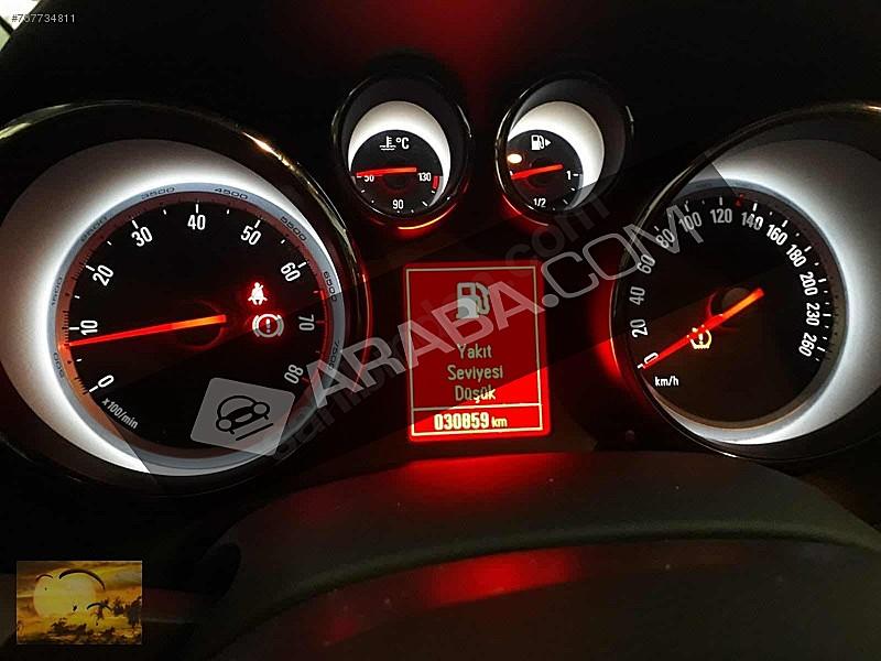 KAPORA ALINDI Opel Astra 1.6 Edition