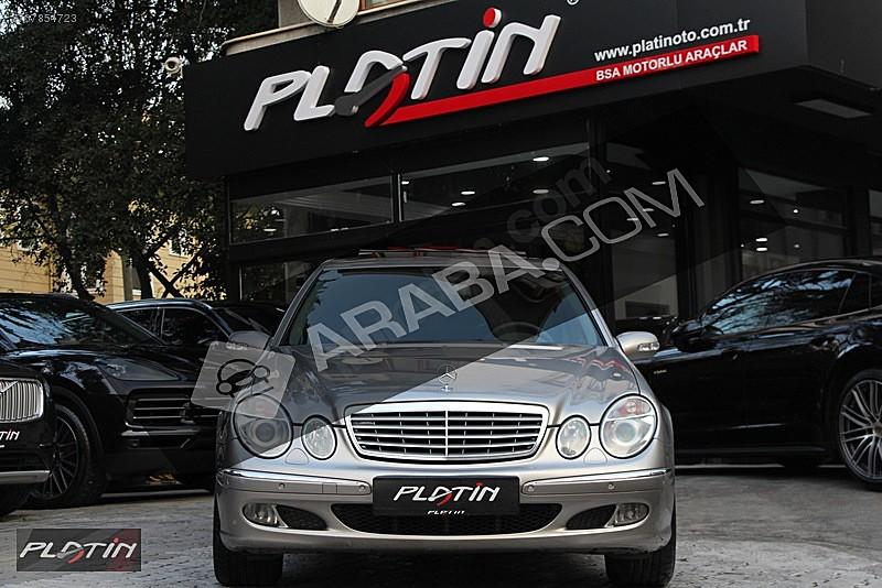 2006 mercedes e 200 kompressor elegance sunroof bayii mercedes - benz e serisi e 200 komp. elegance