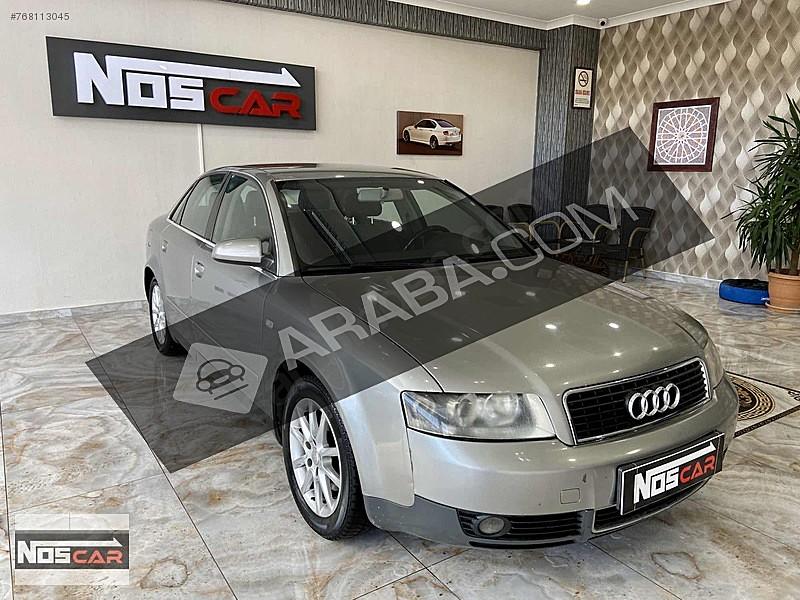 NOSCARDAN 2004 AUDİ A4 OTOMATİK VİTES Audi A4 A4 Sedan