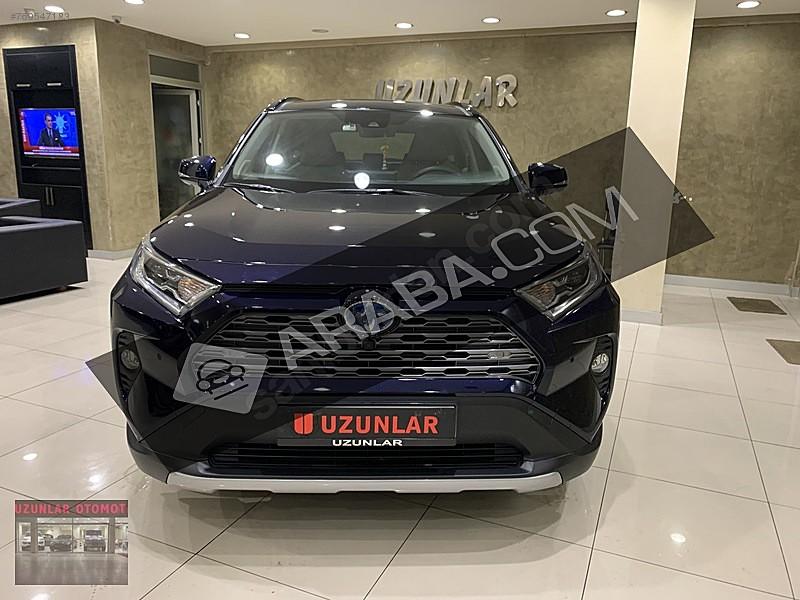 2019 model 9.900 km de mavi toyota rav4 araba.com da satışta istanbul araba.com