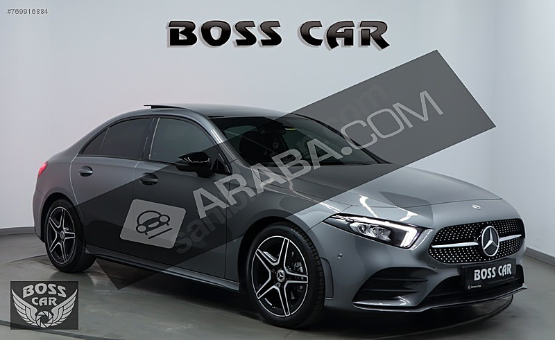 boss car dan a200 sedan amg blackseries new-android car-7g dct mercedes - benz a serisi a 200 amg