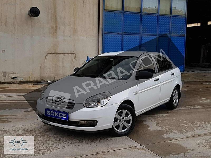 2009 HYUNDAİ ACCENT ERA 1.5 CRDI-VGT TEAM 111.000 KM Hyundai Accent Era 1.5 CRDi-VGT Team