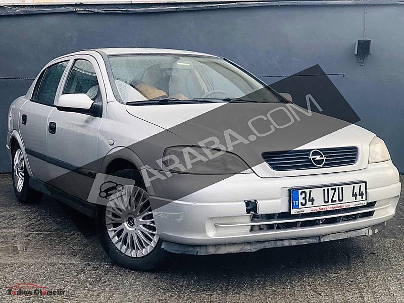 BAYİİDEN 2004 ASTRA DİZEL MANUEL Opel Astra 2.0 DTI Comfort