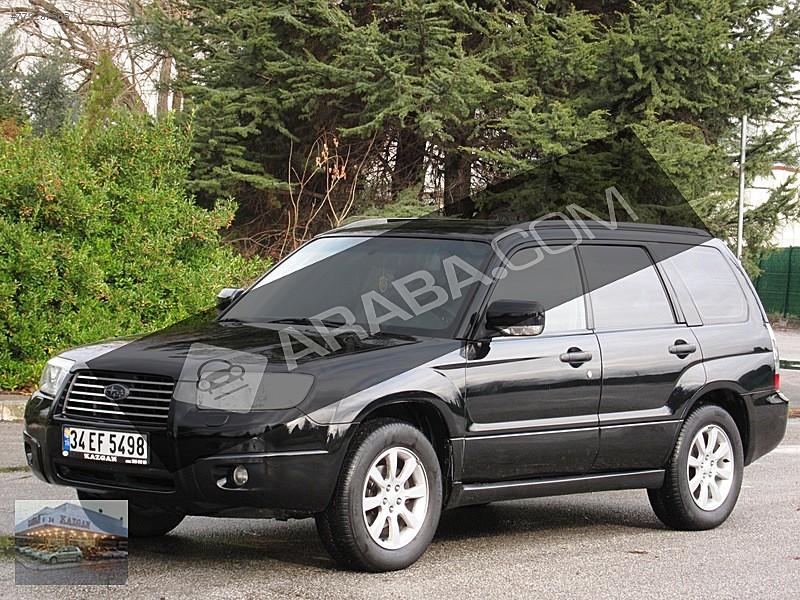 2007 MODEL SUBARU FORESTER OTM VİTES CAM TAVAN 4AWD 101 000 KM Subaru Forester 2.0 ZL