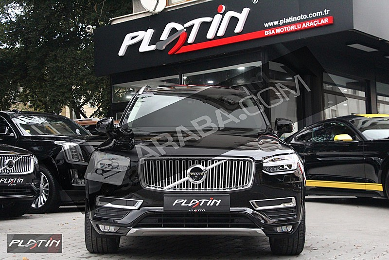 2018 VOLVO XC90 D5 INSCRIPTION XENIUM BOWERS WILKINS HATASIZ Volvo XC90 2.0 D5 Inscription