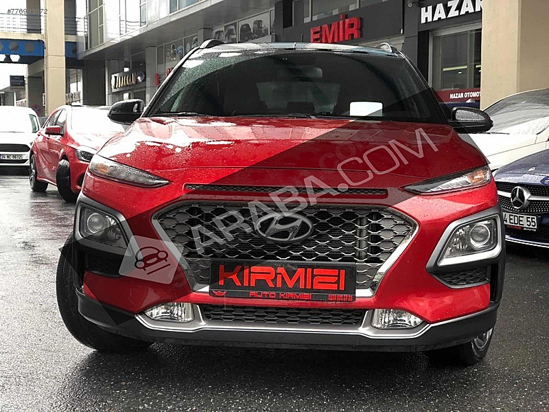 2018 model 26.000 km de bordo hyundai diğer araba.com da satışta istanbul araba.com