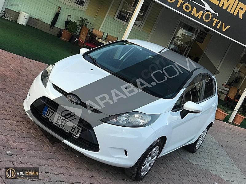 VELİ DEMİR DEN 2012 MODEL FİESTA 1.4 TREND SERVIS BAKIMLI Ford Fiesta 1.4 TDCi Trend