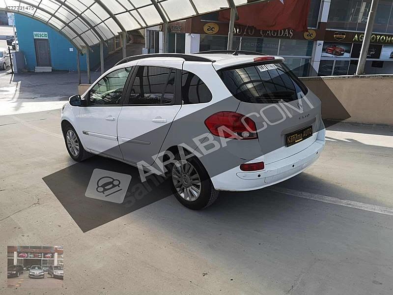 KARİZMA AUTO DAN ACİLL DİZEL CLİO Renault Clio 1.5 dCi Icon
