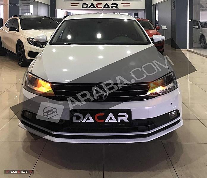 DACAR dan 2015 VOLKSWAGEN JETTA Volkswagen Jetta 1.4 TSI Comfortline
