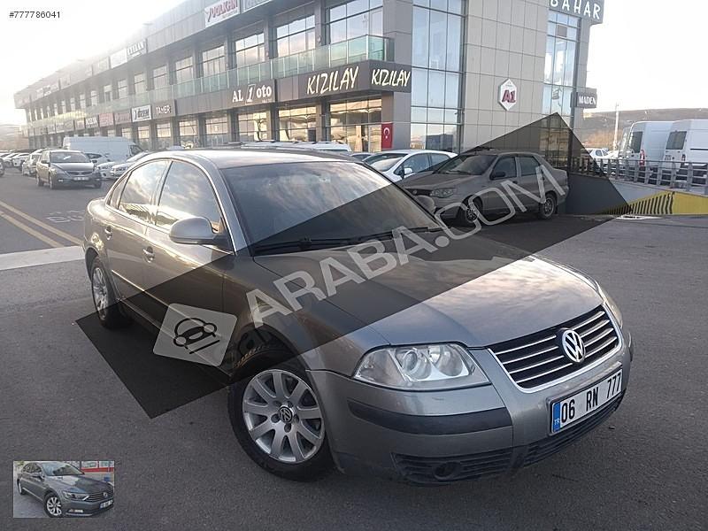 2 El Volkswagen Passat Ankara 1897210 Tasit Com