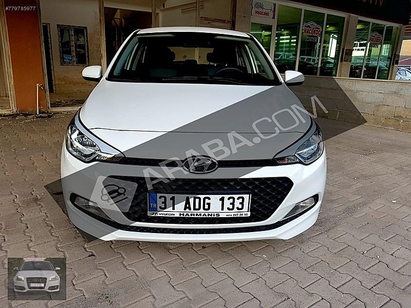 2018 model 29.000 km de beyaz hyundai diğer araba.com da satışta şanlıurfa araba.com