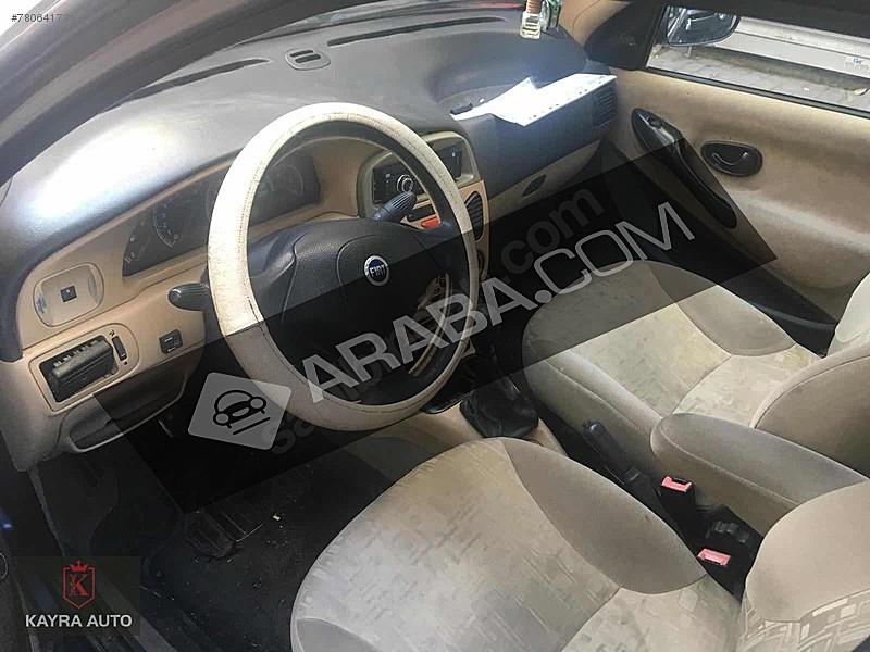 Araç taksi çıkması değildir bilginize Fiat Albea 1.2 Active