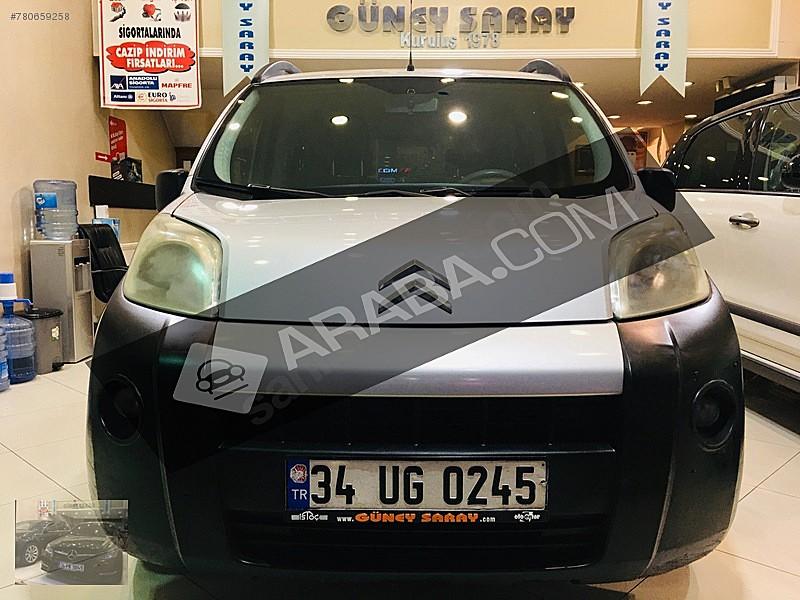 218000 KM-2010 CİTROEN NEMO 1.4 HDİ SX PLUS-4 AİRBAG-ABS-KLİMA Citroën Nemo Combi 1.4 HDi SX Plus