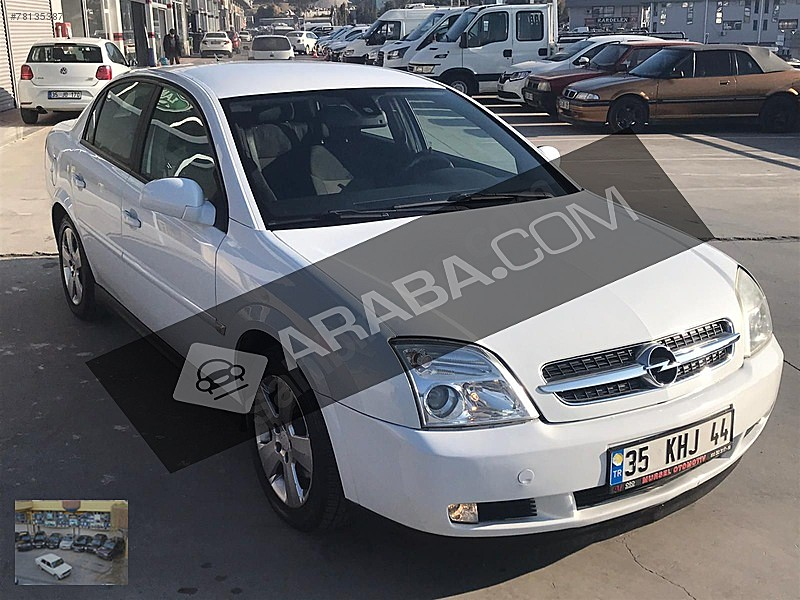 Emsalsiz temizlikte  experts raporlu Opel Vectra 1.6 Comfort