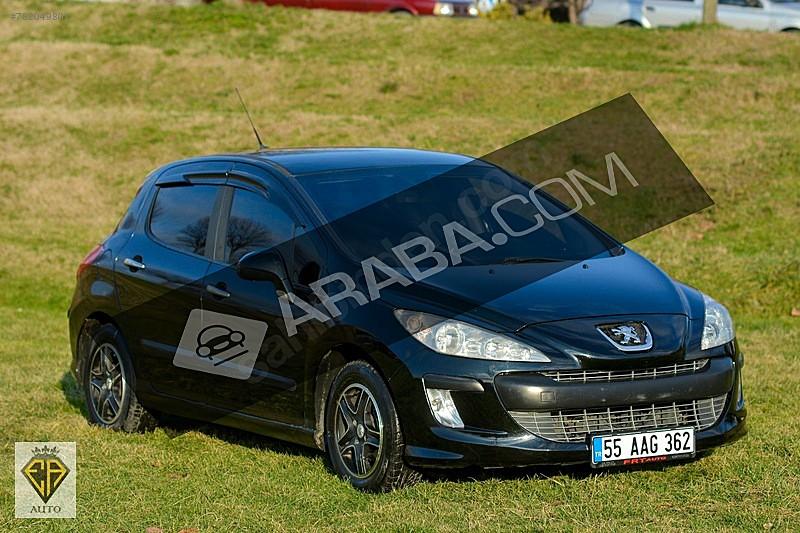 MERMİ GİBİ PEJO 308 1.6 BENZİN LPG MANUEL TAKAS OLUR Peugeot 308 1.6 VTi Comfort