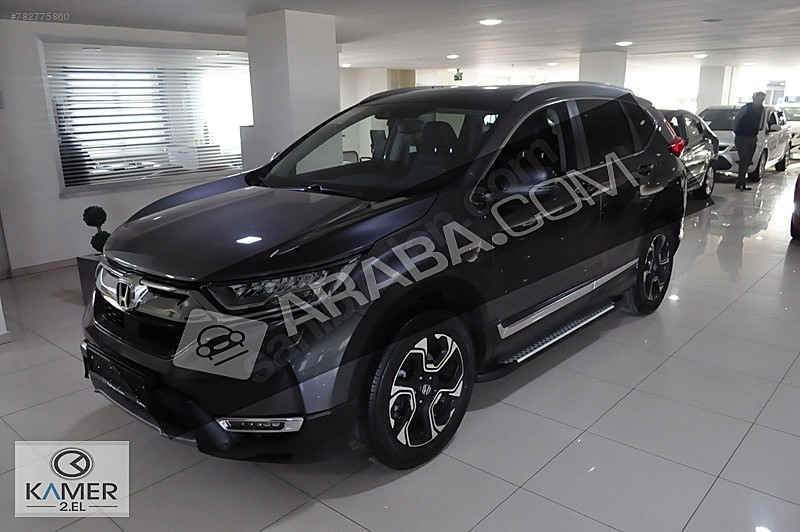 KAMER DEN 2018 HONDA CR-V 1.5 TURBO VTEC EXECUTİVE O.V BOYASIZ HONDA CR-V 1.5 VTEC EXECUTIVE
