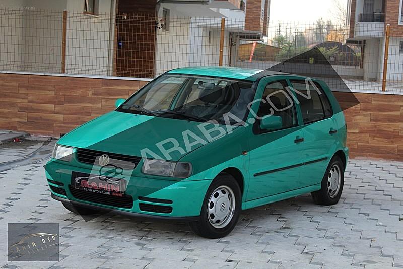 1998 volkswagen 1.6 polo 191.000 km yeşil konya tasit.com