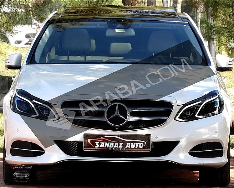 şahbaz auto 2014 hatasz mercedes benz e250 360 navigasyon video mercedes - benz e serisi e 250 cdi premium