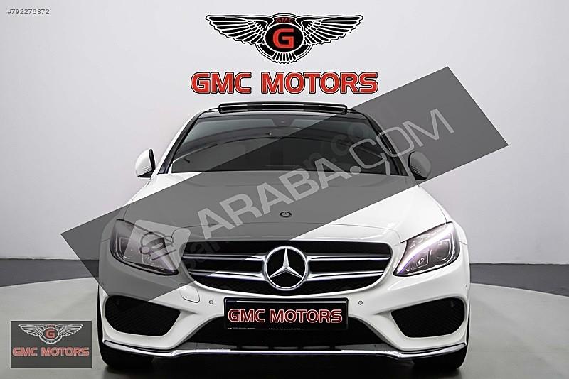 GMC MOTORS 2017 MERCEDES-BENZ C200d BlueTEC AMG İMZALI SERİ Mercedes - Benz C Serisi C 200 d BlueTEC AMG