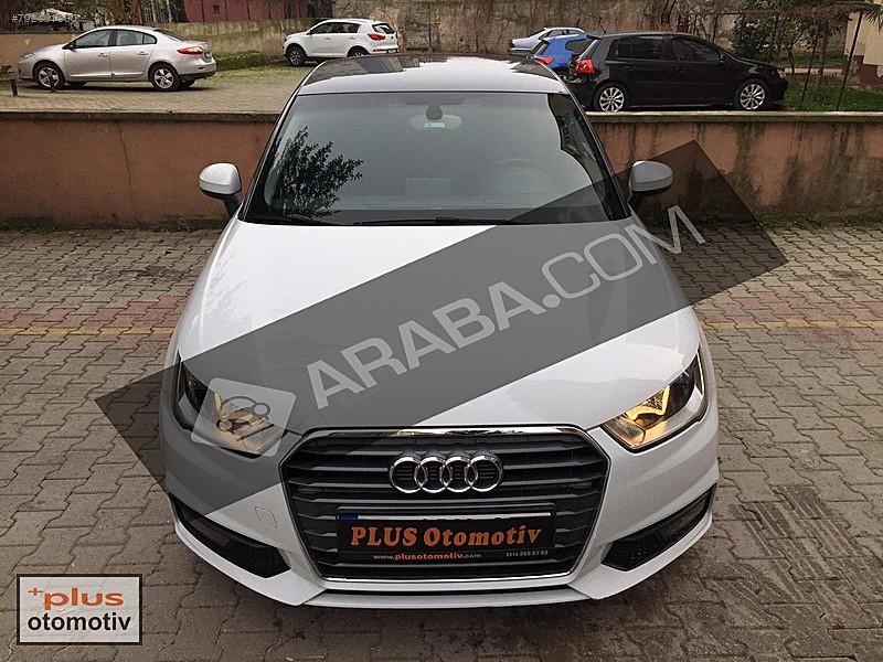 2015 Audi A1 57 178 Km Beyaz Istanbul Tasit Com